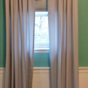 Sonoma Accents - Sonoma gray curtains
